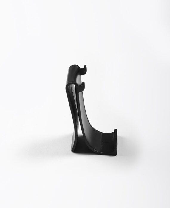 Bältesklipp svart